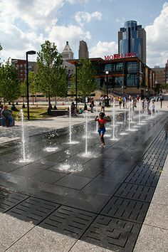 Landscape And Urbanism, Landscape Elements, Urban Landscape, Landscape Design, Plaza Design, Mall Design, Modern Water Feature, Paving Design, Fountain Valley