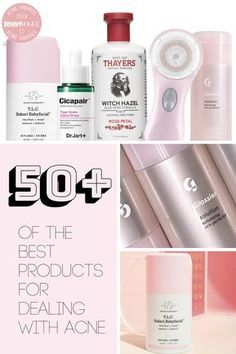 The Best Acne Treatment Products From Teen Vogue's Acne Awards Best Acne Spot Treatment, Acne Scar Removal Treatment, Cystic Acne Treatment, Natural Acne Treatment, Natural Acne Remedies, Acne Treatments, Teen Vogue, Bad Acne, Pimples Remedies