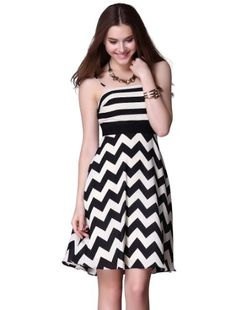Ever Pretty Womens Casual Printed Day Dress 4 US Black *** Read more reviews of the product by visiting the link on the image. Note: It's an affiliate link to Amazon.
