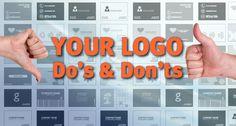 YOUR LOGO: Do's and Don'ts | Epstein Creative Group | Branding, Marketing, Graphic Design, Web Design, Logo Design | Rockville MD, Washington DC