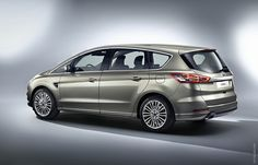 2015 Ford S-Max  #