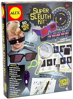 ALEX Toys Super Sleuth Kit >>> Find out more details @