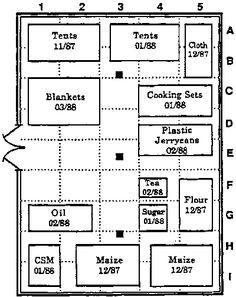 20 X 40 Warehouse Floor Plan - Google Search   Warehouse / Office ...