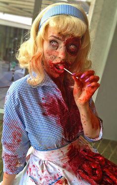 If you're looking for some Halloween costume ideas for women that don't suck, then here are some of the best female zombie costumes we could find!