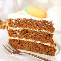 100% Whole Grain Carrot Cake   Texanerin Baking