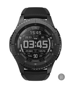 VETER Digital – Watch face for Samsung Gear / Watchface by Brunen… – Watches Amazing Watches, Cool Watches, Watches For Men, Casual Watches, Sport Watches, Smartwatch, Android Watch Faces, Digital Watch Face, Samsung Gear S3 Frontier