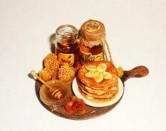 Dollhouse miniature Honey by miniatureVictoriya on Etsy