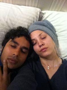 Raj and Penny - The Big Bang Theory
