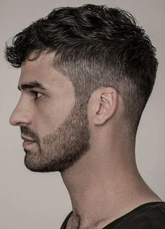 Short Wavy Hairstyles Men - Popular Hairstyles For Men: Best Men's Haircuts, Cool Short, Medium and Long Hair Styles For Guys beliebte frisuren 2019 50 Popular Haircuts For Men Guide Cool Mens Haircuts, Haircuts For Curly Hair, Curly Hair Cuts, Hairstyles Haircuts, Curly Hair Styles, Haircut Men, Medium Haircuts, Hairstyles Pictures, School Hairstyles