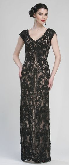 http://www.unique-vintage.com/black-nude-embroidered-neck-sleeve-long-flapper-gown-p-20156.html