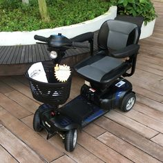 Pre-Owned Phoenix HD 4-Wheel Mobility Scooter - only $1,200! #mobilityscooter #motorisedwheelchair #preowned