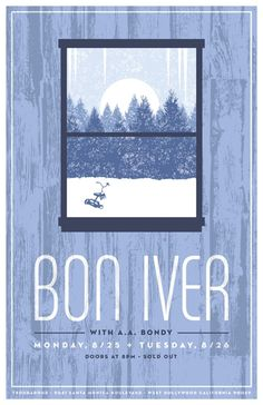 Bon Iver x A. A. Bondy (Made in Heaven)