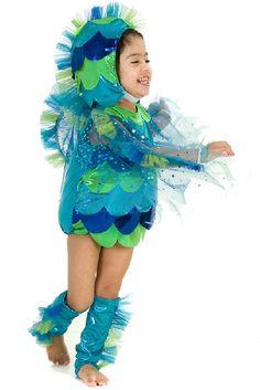 Princess Paradise Beta Fish Costume - 12-18 Months