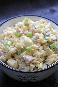 Spaghetti z warzywnym sosem Tortellini, Orzo, I Love Food, Pasta Salad, Potato Salad, Grilling, Salads, Spaghetti, Food And Drink