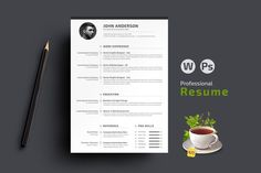 RESUME is the perfect way to make the best impression. Strong typographic structure and very easy to use and customize this cv. Clean and Simple CV/Resume & Resume Tips, Resume Cv, Resume Writing, Resume Examples, Business Resume, Business Cards, Simple Resume Template, Resume Design Template, Creative Resume Templates