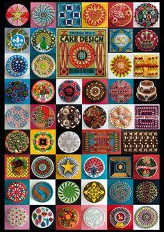 Cressida Bell Cake Design Book : Cressida Bell Cactus cake design Cake and cookie ...