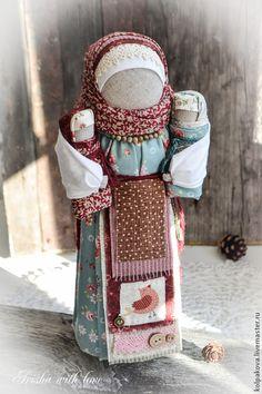 """Купить кукла Для купцов""""Старый бордовый"""". - бордовый, народная кукла, народная традиция, кукла для купцов"""