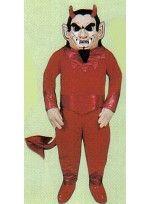 Mascot costume #MM12-Z Devil