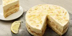 Himmlisch: This No Bake Limoncello Tiramisu cake is delicious! Himmlisch: This No Bake Limoncello Tiramisu cake is delicious! Tiramisu Limoncello, Tiramisu Cake, Bake My Cake, Pie Cake, Baking Recipes, Cake Recipes, Dessert Recipes, Cheesecake, Sweet Bakery