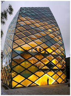 Prada building, Herzog & de Meuron Architekten, Tokyo. (706×960)