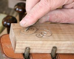 Joe Keesler demos silver wire inlay - flatforms - Picasa Web Albums
