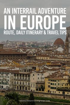 An Interrail Adventure In Europe – Route, Daily Itinerary & Travel Tips Travelling around Europe would be probably on everyone's travel bucket list. My husband and I together with our friends went across few countries in Europe via Interrail. We organised this excellent adventure using the rail network of Europe for few months crafting our itinerary and destination research.