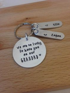 A personal favourite from my Etsy shop https://www.etsy.com/uk/listing/271260346/personalised-dad-grandad-gift-gift-for