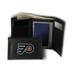 Philadelphia Flyers NHL Embroidered Trifold Wallet