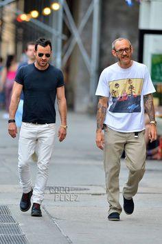 justin theroux terry richardson walking