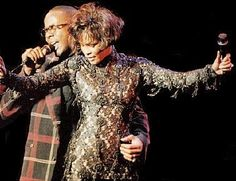 """Whitney Houston. When I saw this picture all I could think of was """"Bobbbbayyy! I love you Bobby!"""". :-P"""