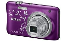 Nikon Coolpix Point and Shoot Digital Camera (Red) with Optical Zoom with Memory Card and Camera case. Camera Nikon, Camera Case, Digital Camera Prices, Zoom Online, Camera Store, Point And Shoot Camera, Camera Reviews, Nikon Coolpix