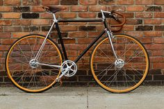 FIXED GEAR GIRL TAIWAN: Detroit Bicycle Company Track