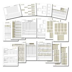 Get access to genealogy forms bundles with genealogy and family tree forms, charts and organizers in PDF format