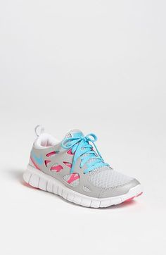 Nike 'Free Run 2.0' Athletic Shoe (Big Kid) available at #Nordstrom