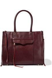 Rebecca MinkoffMab leather tote
