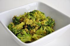 Linzen-broccoli curry · EVA maakt het plantaardig