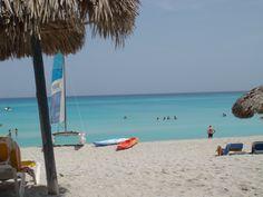 Varadero beach, Cuba