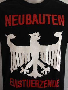 280d529966a138 Einstuerzende Neubauten kraut rock expirimental noise bad seeds cav  fashion   clothing  shoes