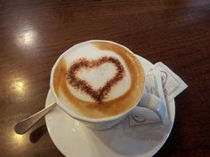 I love coffee! Especially in Italy....