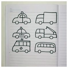 #simple #drawing #ideas #for #kids #simpledrawingideasforkids Easy Love Drawings, Art Drawings Sketches Simple, Pencil Art Drawings, Drawings Of Cars, Drawing Art, Car Drawing Pencil, Alphabet Drawing, Shading Drawing, Camera Drawing