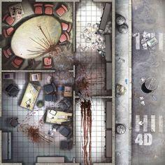 zombicide tiles - Google Search