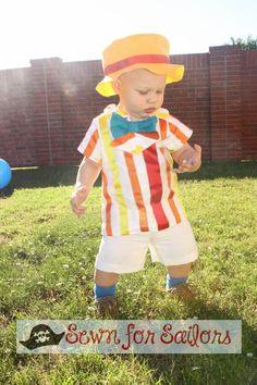 Disney Mary Poppins Bert- Jolly Holiday inspired shirt and shorts set for boys sizes 4 Diy Costumes For Boys, Purim Costumes, Halloween Costumes, Disney Diy, Disney Stuff, Mickey Costume, Mary Poppins And Bert, Family Theme, Jolly Holiday