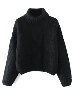 SHARE & Get it FREE | Cable Knit Oversized Turtle Neck SweaterFor Fashion Lovers only:80,000+ Items • New Arrivals Daily • Affordable Casual to Chic for Every Occasion Join Sammydress: Get YOUR $50 NOW!