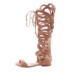 Breckelles Women's Solo-15 Gladiator Sandals
