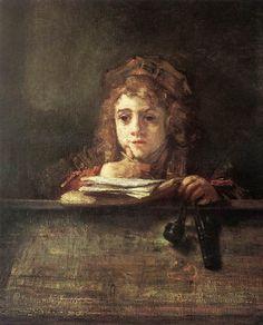 Rembrandt van Rijn: (Dutch; Baroque, Dutch Golden Age; 1606-1669): The Artist's…