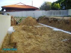 Karrinyup - 2408 - footings and thickening before slab down