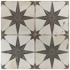 Ceramic Floor Tiles, Wall And Floor Tiles, Wall Tiles, Floor Patterns, Wall Patterns, Star Patterns, Mosaic Patterns, Mandarin Stone, Art Deco Stil
