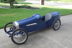 2012 CycleKart Custom (Loosely Modelled after a Delage Bequet)