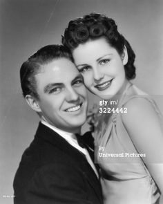 Robert Stack as Ronny Keeler and Helen Parrish as Marge Cullman.