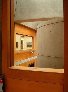 Yale Center for British Art -  interior exhibition spaces 3 - Louis Kahn